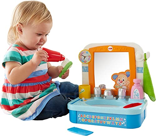 forma única Fisher-Price Laugh & Learn Let's Get Ready Sink by by by Fisher-Price  nuevo listado