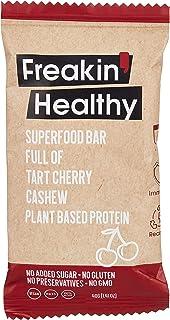 Freakin' Healthy Tart Cherry & Cashew Superfood Healthy Bar, 40 gm