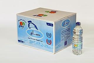 زجاجة مياه من صافي، 660 مل - مجموعة من 20