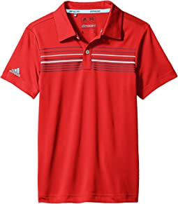 adidas Golf Kids - Merch Polo (Big Kids)