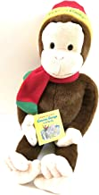 Macy's Limited Edition Curious George Plush Doll with Book Curious George in the Big City