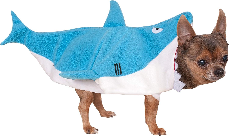 Haai honden kostuum