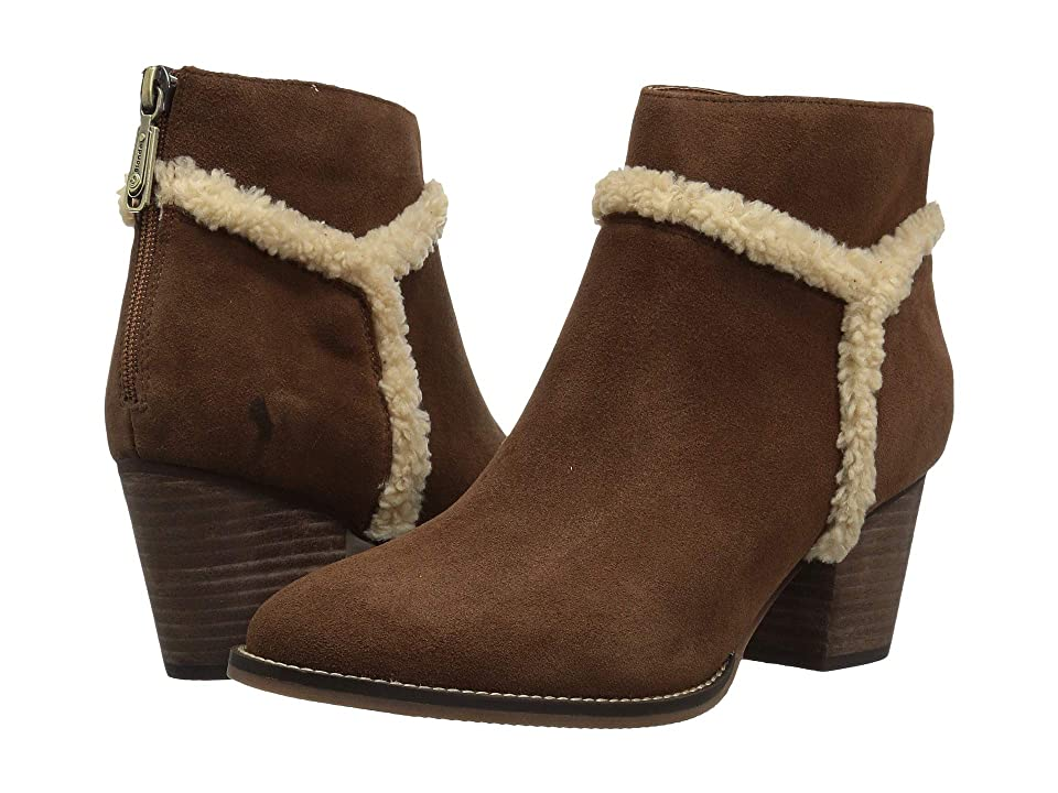 Blondo Netti Waterproof (Chestnut Suede) Women