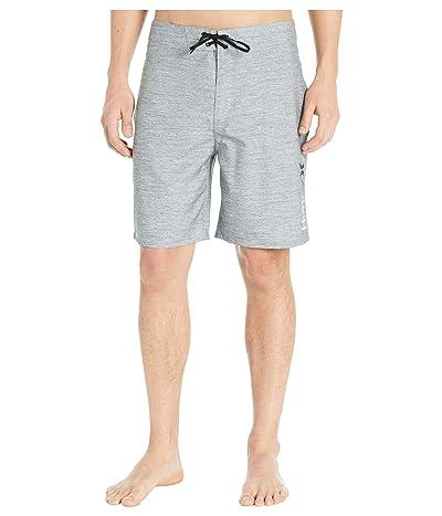 Hurley 20 Wayfarer Boardshorts (Smoke Grey) Men