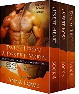 Twice Upon a Desert Moon: Three Book Collection - Volume 2