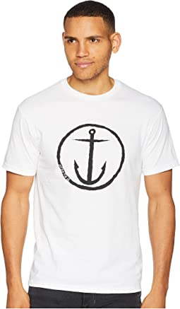Captain Fin Original Anchor Premium Tee