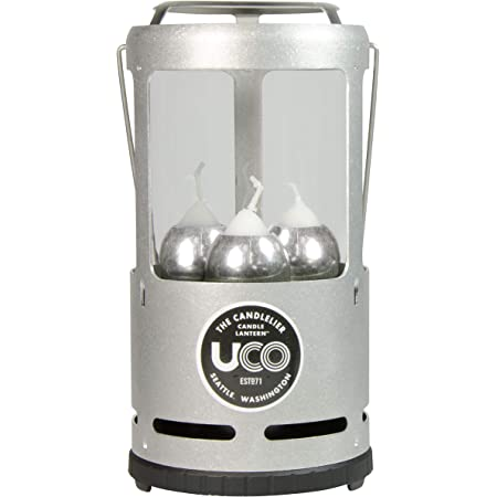 UCO 9 Hour 3 Candle Candlelier Lantern