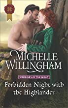 Forbidden Night with the Highlander: A Medieval Romance (Warriors of the Night Book 2)