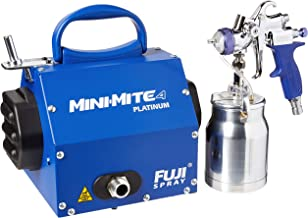 Fuji 2904-T70 Mini-Mite 4 PLATINUM – T70 HVLP Spray System
