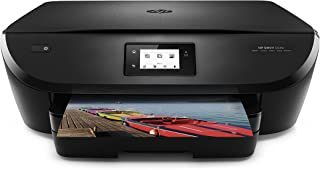 HP Envy 5540 Wireless All-in-One Photo Printer with Mobile Printing, HP Instant Ink or Amazon Dash replenishment ready (K7...