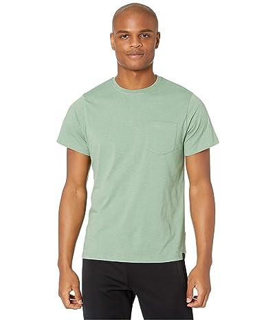United By Blue Short Sleeve Standard Pocket Tee (Fern Green) Men