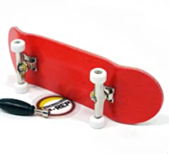 P-REP Starter Complete Wooden Fingerboard 30mm x 100mm - Red