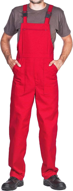 BWOLF ARES Salopette de travail 100 /% coton pour homme
