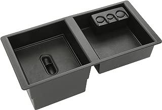 Genuine GM Accessories 22817343 Front Floor Console Organizer