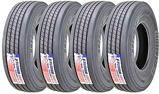 Set of 4 New FH Dutymax All Steel ST235/80R16 14PR RV Trailer Tires Load Range G