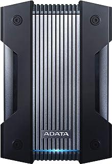 ADATA HD830 5TB USB 3.1 External Hard Drive, Black