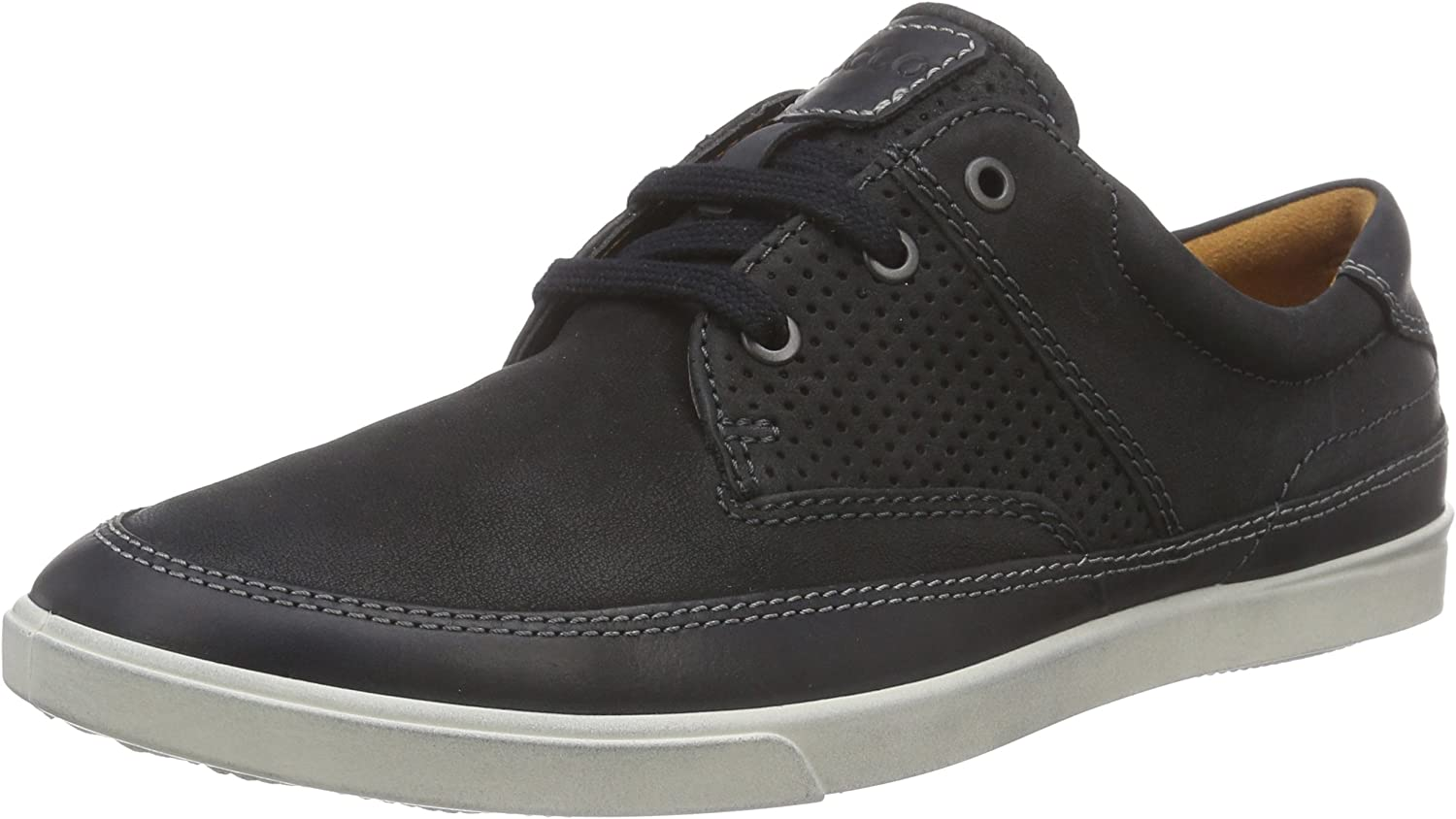 ECCO shoes Men's Collin Nautical Perforated Fashion Sneaker