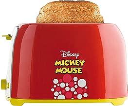 Torradeira Mickey Mouse Mallory Vermelho/amarelo