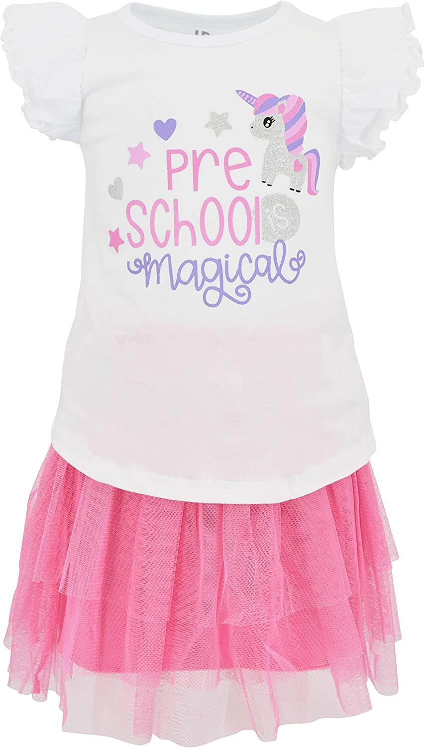 Unique Baby Long-awaited Girls is Magical Max 90% OFF Dress Tutu Back School to