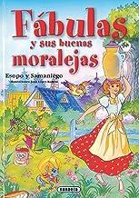 Fábulas y sus buenas moralejas (Adivinanzas, chistes) (Spanish Edition)