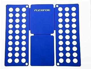 Flexifoil Miracle Fold–Super rápida carpeta de ropa, se pliega en cuestión de segundos de aspecto profesional. Ideal para camisetas, sudaderas, camisas, pantalones, faldas, blusas y la mayoría de los Tipos de colada