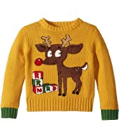 Baby Reindeer Sweater (Infant/Toddler)
