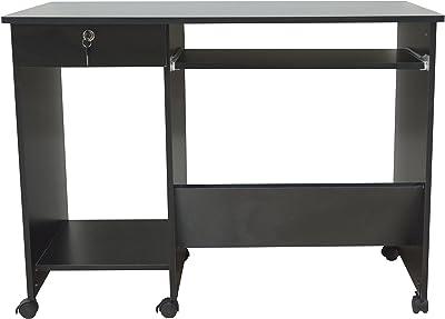 Amazon.com: Furinno Simplistic Easy Assembly Computer Desk