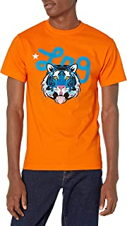 LRG Lifted Research Group Men's Graphic Design Logo T-Shirt