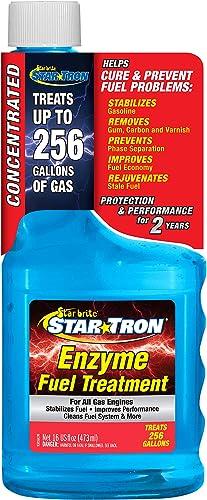 Star brite Star Tron Enzyme Fuel Treatment Gas Additive, 16 oz