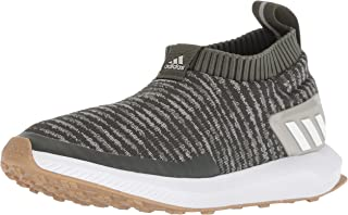 adidas Originals Kids RapidaRun Laceless Knit Running Shoe