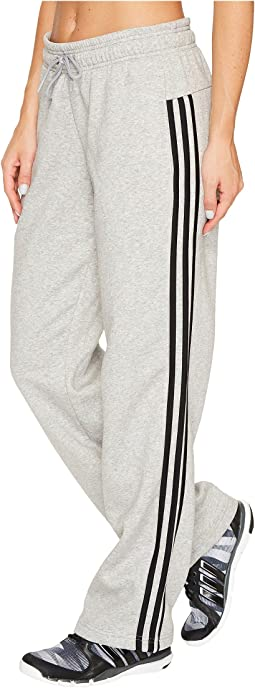 Essentials Cotton Fleece 3S Open Hem Pants