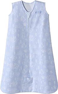 HALO Sleepsack Wearable Blanket Cotton Woodland Etch Blue, Size X-Large