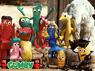 The New Adventures of Gumby: The 1980s