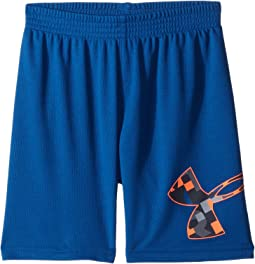 Under Armour Kids - Wordmark Striker Shorts (Toddler)