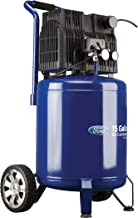 Ford Silent Series 15 Gallon Vertical Tank 2 HP, 125 Max PSI Oil-Free Air Compressor, FCE6150QV