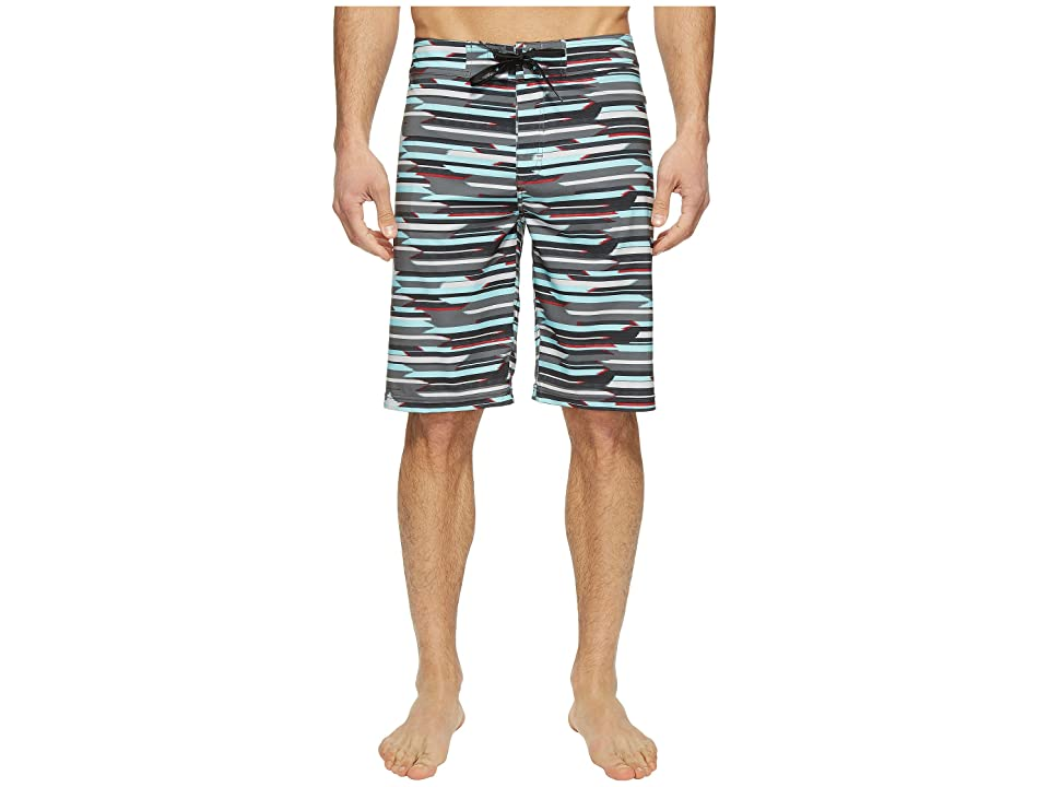 Prana Sediment Short (Aquamarine Playa) Men