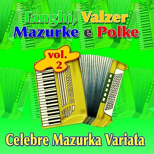 tanghi valzer mazurke