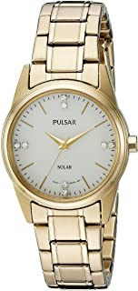 Pulsar Women's Solar Expansion Watch