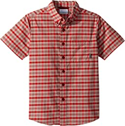 Columbia Kids Rapid Rivers Short Sleeve Shirt (Little Kids/Big Kids)