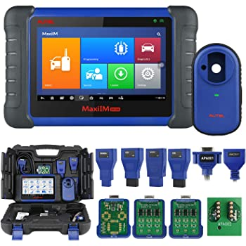 Autel MaxiIM IM508 Key Programming Diagnostic Scan Tool with XP200 Key Programmer, Advanced IMMO Functions & Programming Automotive Scanner, Oil Reset, SAS, EPB, DPF, BMS