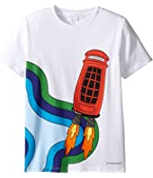 Burberry Kids - Rocket Phone Tee (Little Kids/Big Kids)