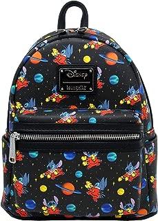 x Disney Lilo and Stitch in Space Allover-Print Mini Backpack
