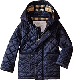 Quilted A-Line Jacket (Infant/Toddler)