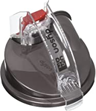 Dyson 916186-02 Lid, Clear/Gray Cyclone Cap DC25