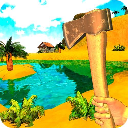 Ocean Island - Survival Simulator