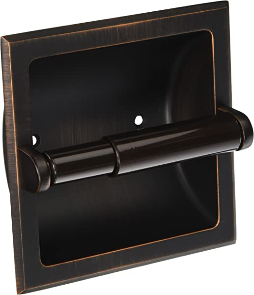 MINTCRAFT 776H 35 07 SOU Paper Holder Recess Venetian Bronze