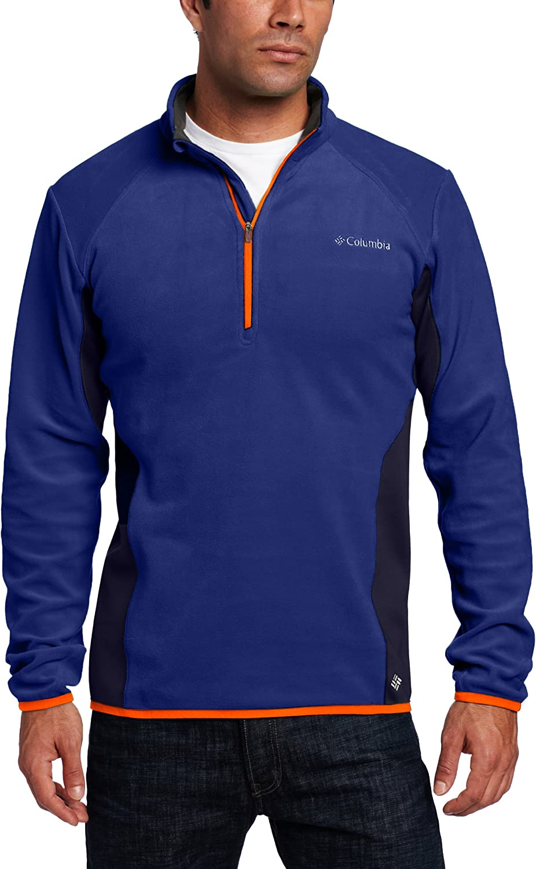 Columbia Men's Department store Heat 360 II 1 Jacket 2 Zip Aristocrat Save money Medium