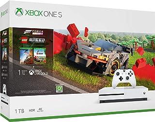 Consola Xbox One S 1TB + Forza Horizon 4 y Lego DLC - Bundle