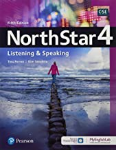 NorthStar Listening and Speaking 4 w/MyEnglishLab Online Workbook and Resources (5th Edition)