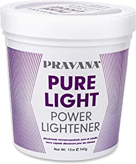pravana pure light creme lightener